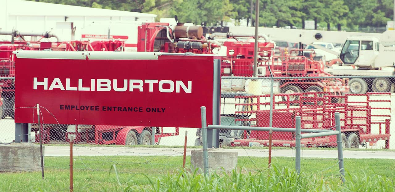 Halliburton Key Holding and Alarm Response