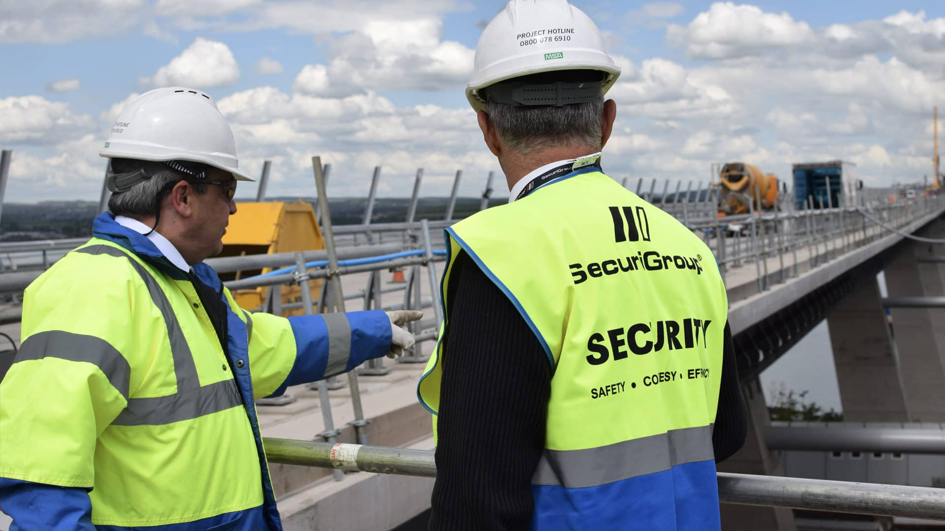 SecuriGroup - One of the UK's Largest Security Providers