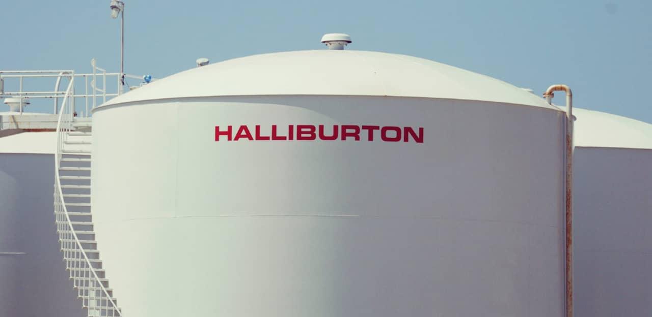 Halliburton Results