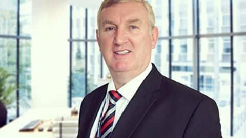 New Area Manager - William Johnston