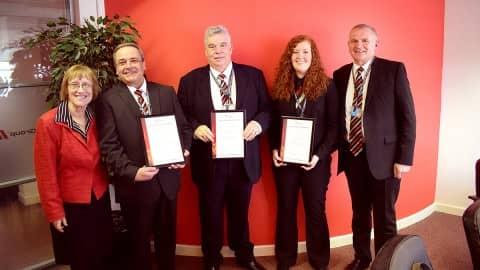BSIA Award Winners