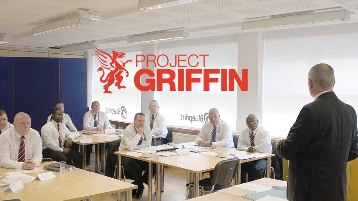 Project Griffin: Staff & Client Training Days
