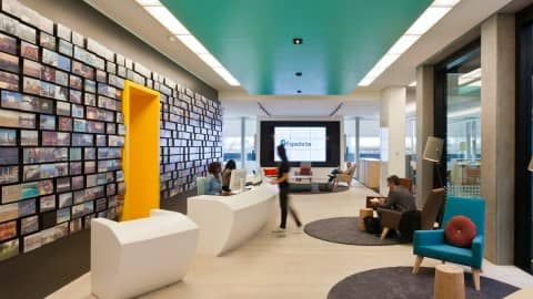 Expedia: SecuriGroup at Central London HQ