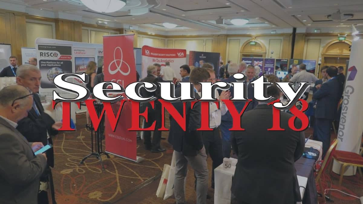 Meet SecuriGroup at Security TWENTY 18 Conference