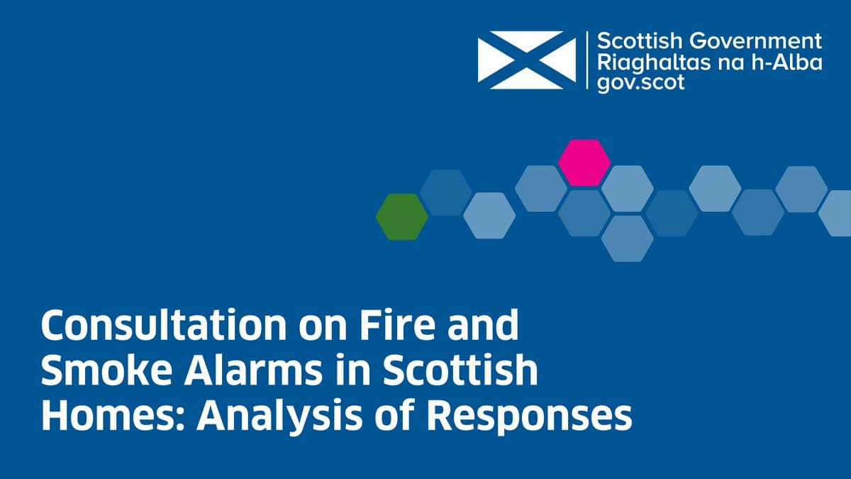 Changes to Fire Alarm Legislation in Scotland