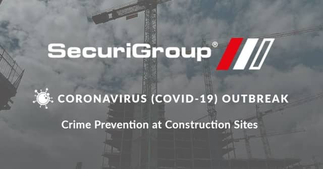 Crime Prevention at Construction Sites