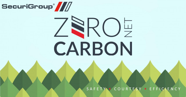SecuriGroup is Carbon Net-Zero