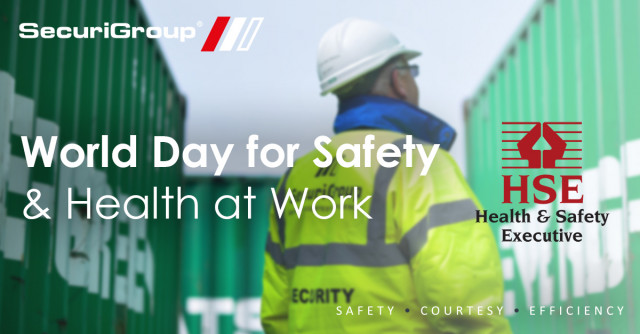 SecuriGroup Celebrates World Day of Safety & Health at Work
