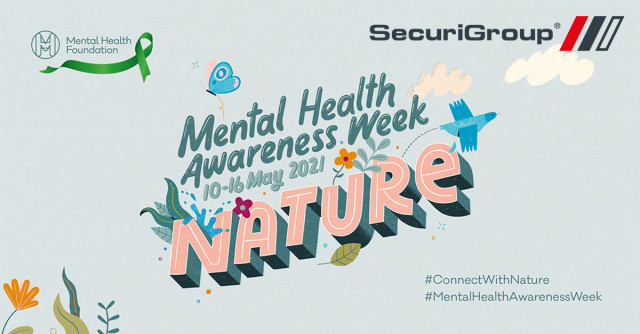 Mental Health Awareness Week & SecuriGroup