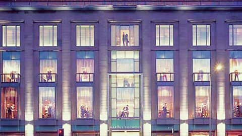 SecuriGroup Wins New Harvey Nichols Contract
